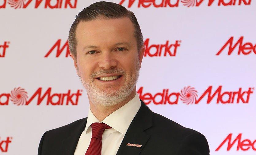 MediaMarkt Türkiye CEO'su Yenal Gökyıldırım'a global sorumluluk