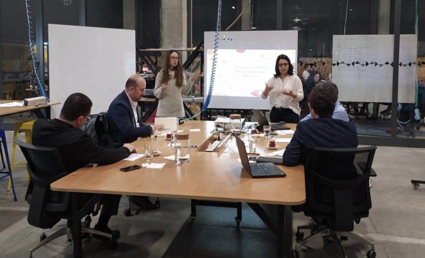 BİGG Arçelik Garage Programı'nda kazanan girişimciler ve projeler