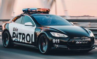 Güvenlik güçlerine teknolojik çözüm: Ekin Patrol G2
