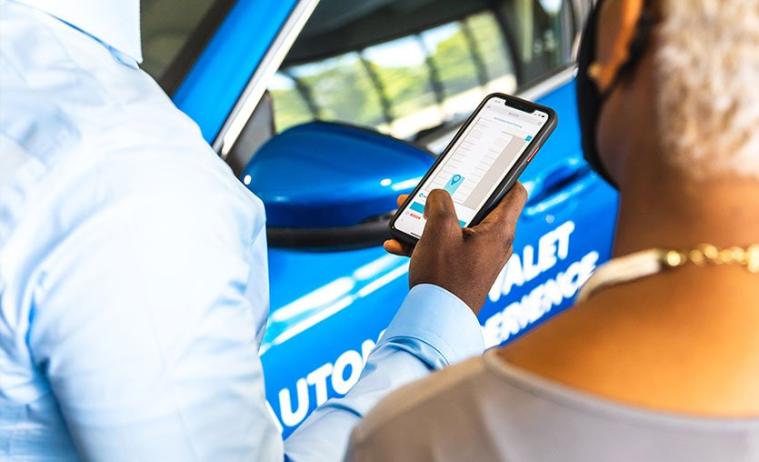 "Ford, Bosch ve Bedrock, ""otonom vale"" hizmetini tanıttı"