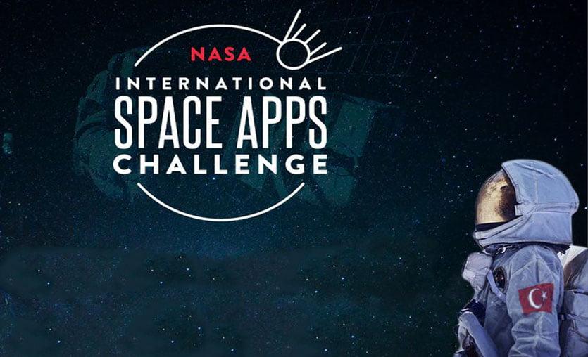 NASA'nın Türkiye'nin de dahil olduğu hackathon yarışması başlıyor