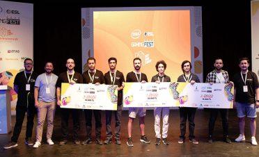 Oyun girişimciliği yarışması Next Game Startup'ta kazananlar belli oldu
