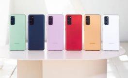 Samsung Galaxy S20 FE resmen tanıtıldı! İşte fiyatı ve özellikleri