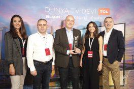 TCL TV'ler Türkiye pazarında