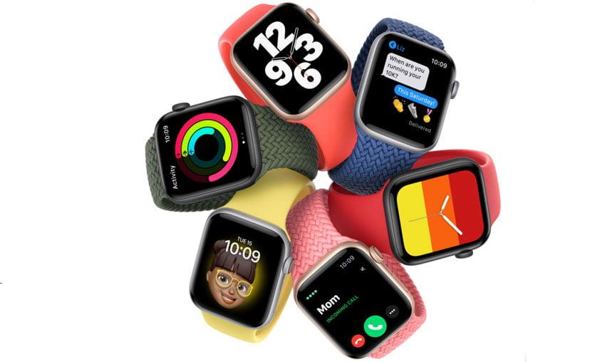 Uygun fiyatlı Apple Watch SE duyuruldu