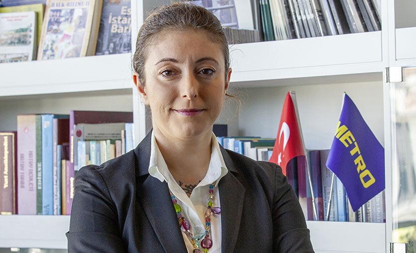 Metro Türkiye'ye yeni CEO