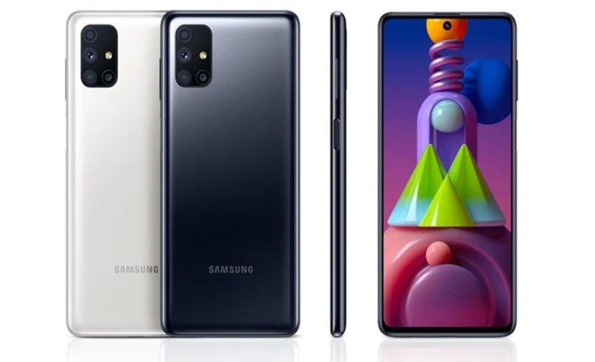 Pil performansıyla dikkat çeken Samsung Galaxy M51 ön siparişe açıldı
