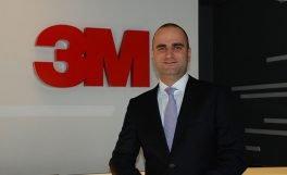 3M yönetimine Türkiye'den transfer