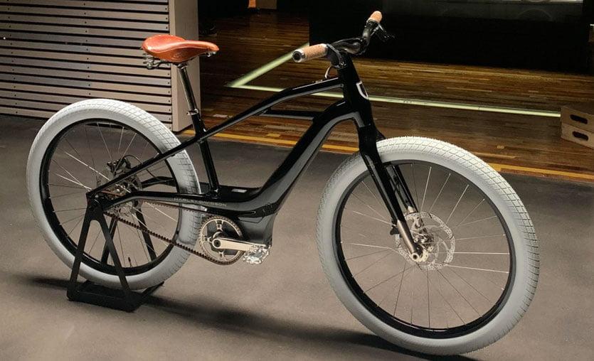 Harley-Davidson elektrikli bisiklet modeli Serial 1 Cycle'ı tanıttı