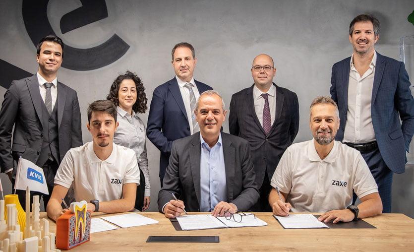 Yerli 3D yazıcı üreticisi Zaxe 8 milyon TL'lik yatırım aldı