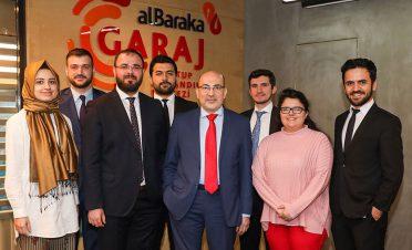Albaraka Garaj'ın yeni dönemine seçilen girişimler