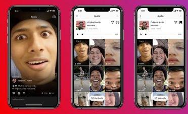 Instagram'a yeni Reels özellikleri