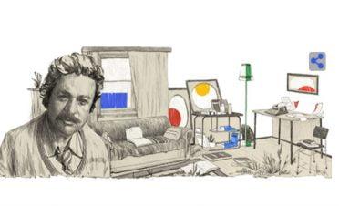 Google da Oğuz Atay'ı unutmadı