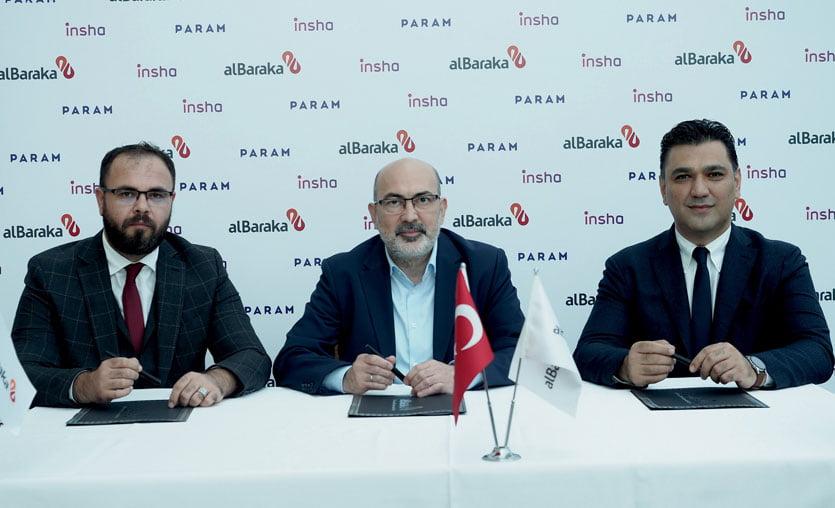 Param'dan dijital banka insha'ya 23.2 milyon TL'lik yatırım