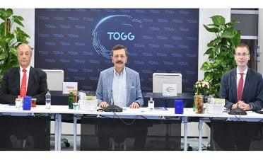 TOGG ile Çinli batarya üreticisi Farasis anlaştı
