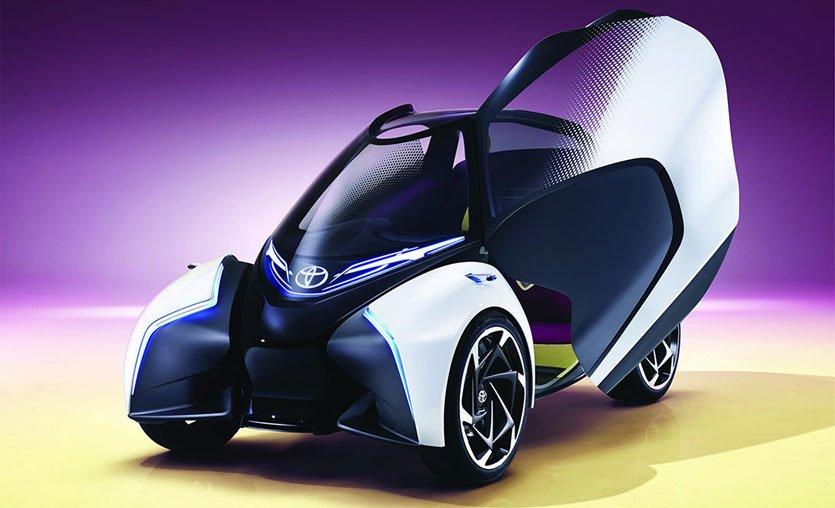 Toyota mobilite şirketine dönüşüyor