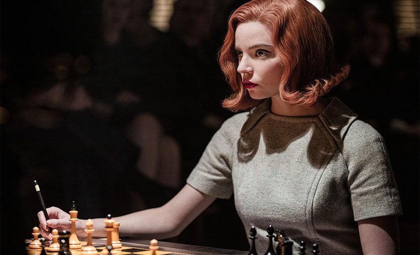 Netflix dizisi 'The Queen's Gambit'in başarısı sayesinde Chess.com tüm zamanların rekorunu kırdı