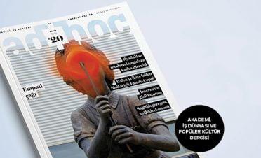Ad Hoc, Kasım sayısıyla raflarda