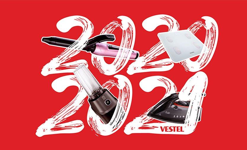 Vestel'den yeni yıl kampanyası