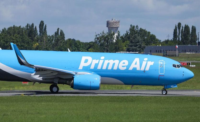 Amazon hava kargo operasyonu için 767-300 jeti satın aldı