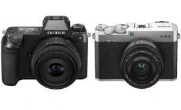 Fujifilm, GFX100S ve X-E4 aynasız kamerasını tanıttı