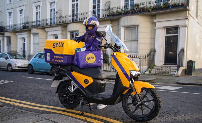 Teslimat uygulaması girişimi Getir, Londra'dan sonra Paris, Amsterdam ve Berlin'e de açılıyor