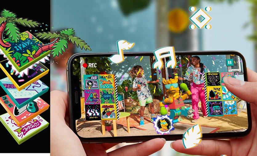 LEGO ve Universal Music Group'tan müzik ve yaratıcılığı birleştiren işbirliği