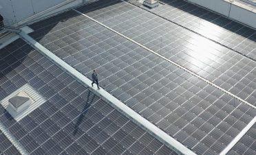 Vodafone, İstanbul'da güneş enerjisi santrali kurdu