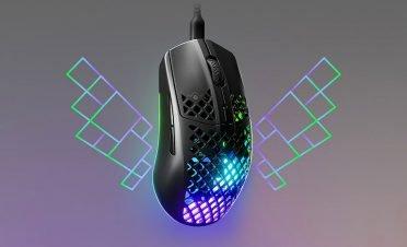 Hem güçlü hem hafif oyuncu faresi: SteelSeries Aerox 3 Wireless [İnceleme]