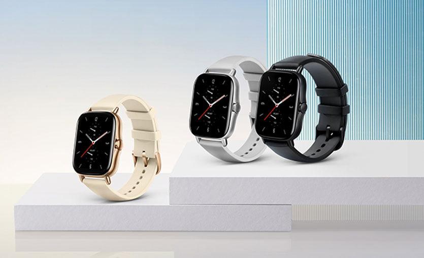 Amazfit GTR 2 ve Amazfit GTS 2 akıllı saatler Türkiye'de