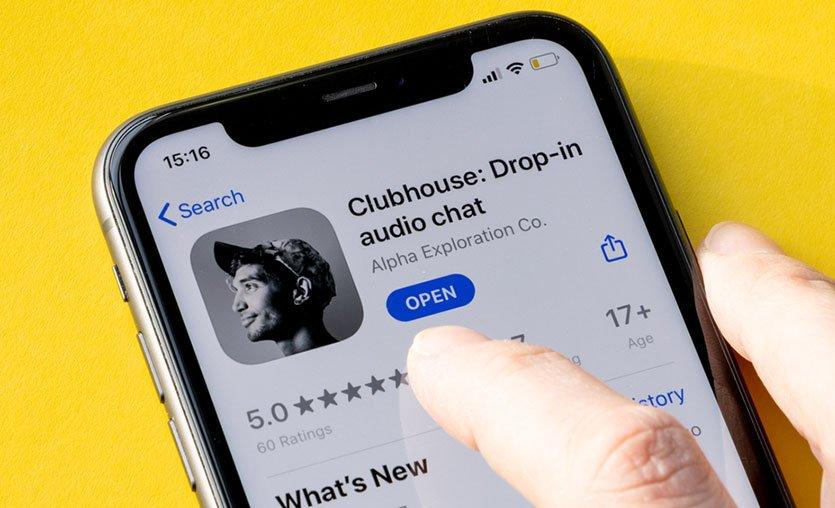 Ses temelli sosyal ağ Clubhouse'un Android platformuna geleceği tarih belli oldu