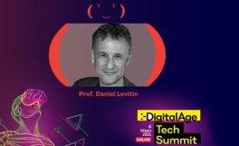 Dijital dönüşümün anti aging uzmanı: Dr. Daniel Levitin