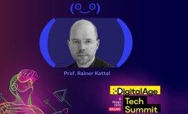 İnovasyonun profesörü geliyor: Prof. Rainer Kattel