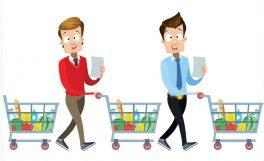 İş yeri alışverişine 56 milyon dakika harcadık