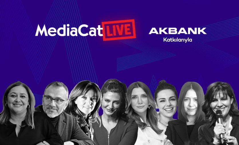 MediaCat Live: Kadın ve etki