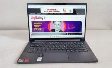 Lenovo'nun yüksek performansı ve incecik tasarımıyla dikkat çeken modeli Yoga Slim 7'yi inceledik