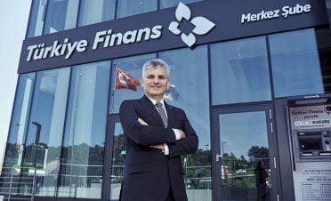 Türkiye Finans'ta üst düzey atama