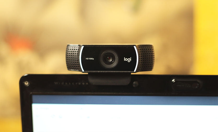 Logitech'in profesyoneller için tasarladığı web kamerası C922 Pro'yu inceledik